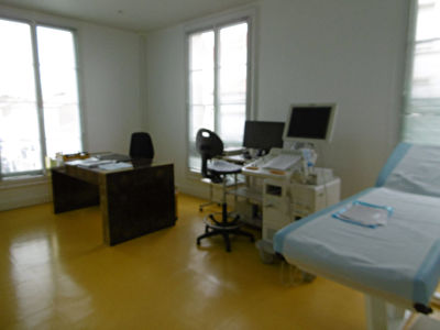 Local professionnel médical